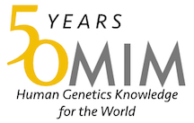 50 Years of OMIM - Human Genetics Knowledge for the World